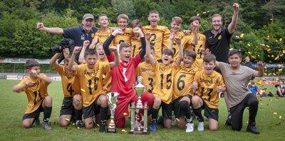 U13 Sieger FC Schaffhausen
