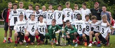 U15 Sieger SC Freiburg