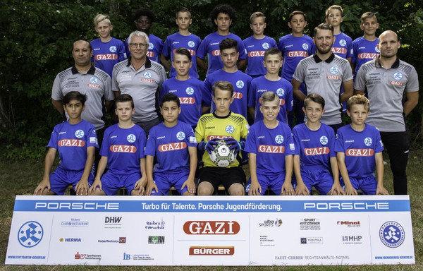 SV Stuttgarter Kickers U13