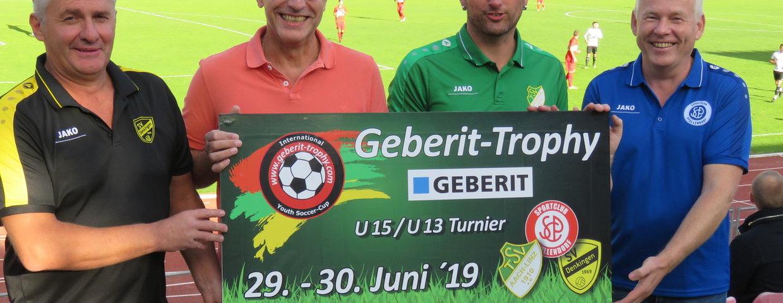 Linzgau Trophy wird zur Geberit Trophy