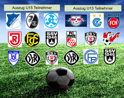 Top Teams bei der Linzgau Trophy 2016