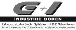 G+I Industrie Boden